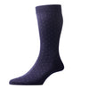 Navy Gadsbury Socks