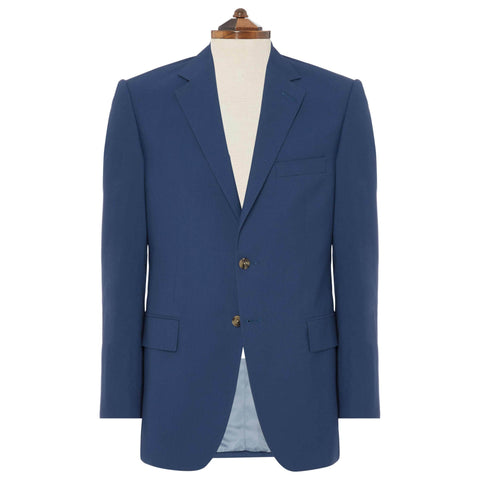 Blue William Cotton and Linen Jacket