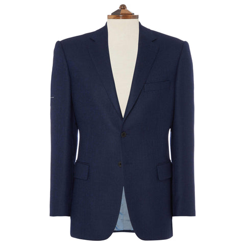 Blue William Wool and Cashmere Jacket