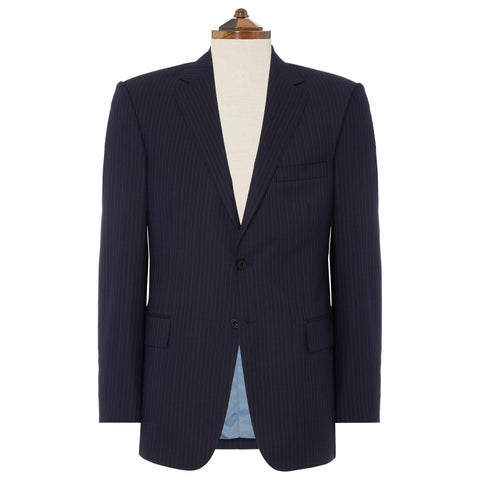 Navy Cambridge Guarded Stripe Suit
