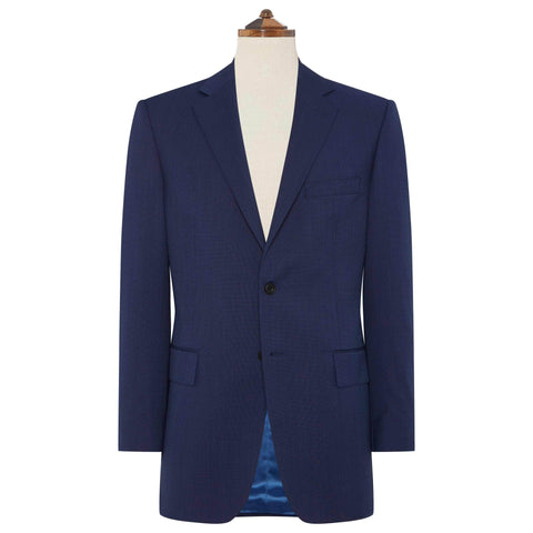 Navy Cambridge Pinhead Suit