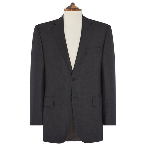Richmond Charcoal Birdseye Suit