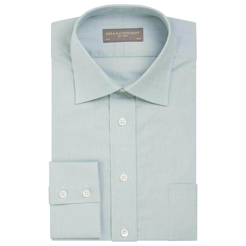 Green Alderney Oxford Shirt