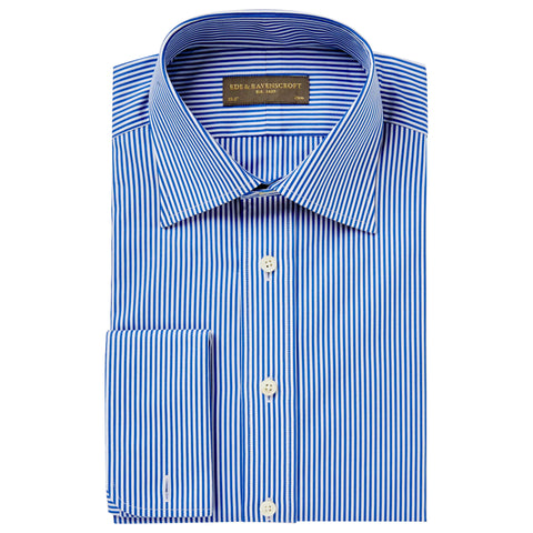 Ainsley Blue Bengal Stripe Shirt