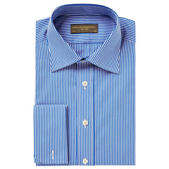 Blue Ainsley Bengal Stripe Shirt