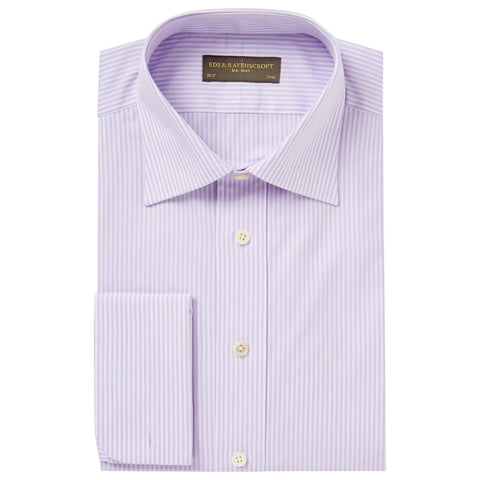 Lilac Ainsley Bengal Stripe Shirt