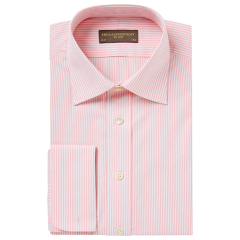 Ainsley Pink Bengal Stripe Shirt