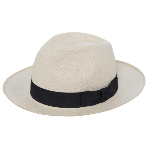 Hugo White Panama Hat