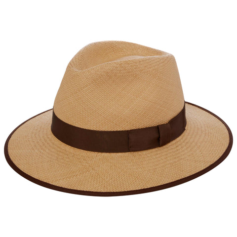 Hector Natural Panama Hat
