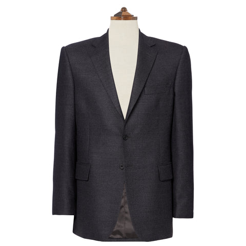 William Grey Textured Wool Jacket