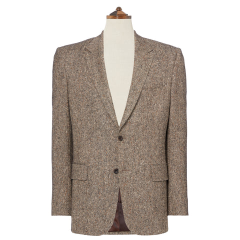Cambridge Brown Donegal Suit