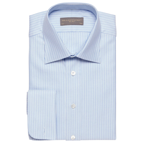 Ainsley Blue Stripe Shirt