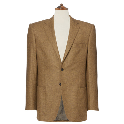 Edgar Ochre Tweed Jacket
