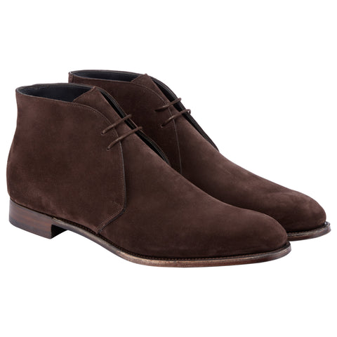 Samuel Brown Suede Chukka Boot