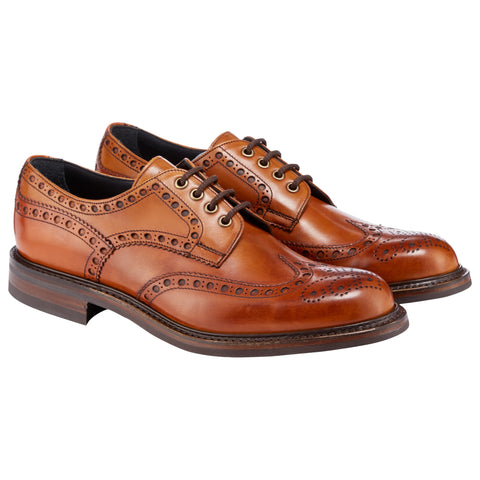 Sloane Brown Country Brogue
