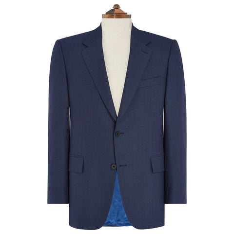 Kensington Light Navy Birdseye Suit