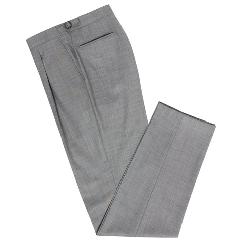 Tolbert Grey Super 140's Dress Trouser