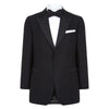 Peaked lapel dinner jacket