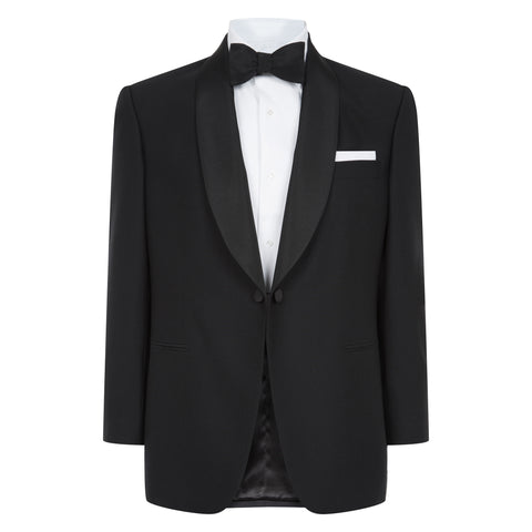 Black Shawl Collar Dinner Suit