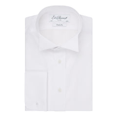 Edward White Two Fold Cotton Poplin Wing Shirt