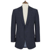 Kilburn Navy Blue Windowpane Check Suit