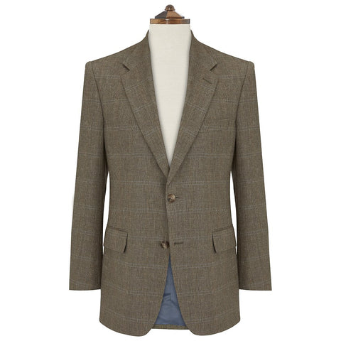 Kilburn Beige Prince of Wales Check Suit