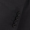 Kensington Charcoal Wool Nailhead Suit