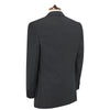 Richmond Charcoal Plainweave Suit I