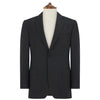 Richmond Charcoal Plainweave Suit II