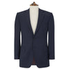 Cambridge Navy Birdseye Pinstripe Suit