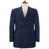 Farringdon Light Navy Basketweave Check Suit