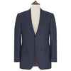 Richmond Navy Twill Flannel Suit
