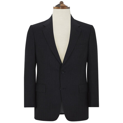 Kensington Charcoal Herringbone Suit