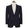 Kensington Navy Wide Herringbone Suit