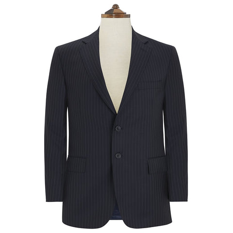 Richmond Navy Pinstripe Suit I