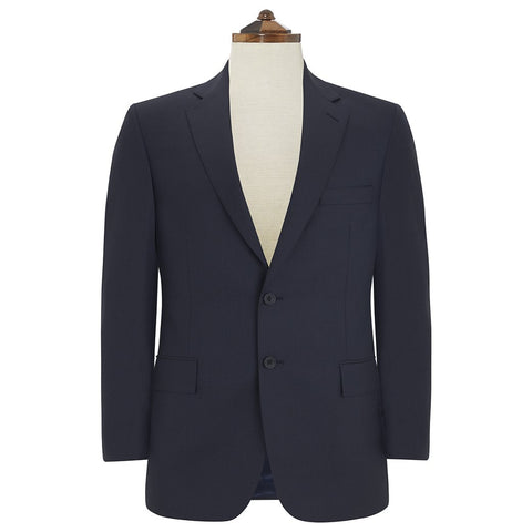 Richmond Navy Sharkskin Suit II