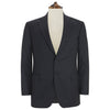 Richmond Charcoal Twill Chalk Stripe Suit II