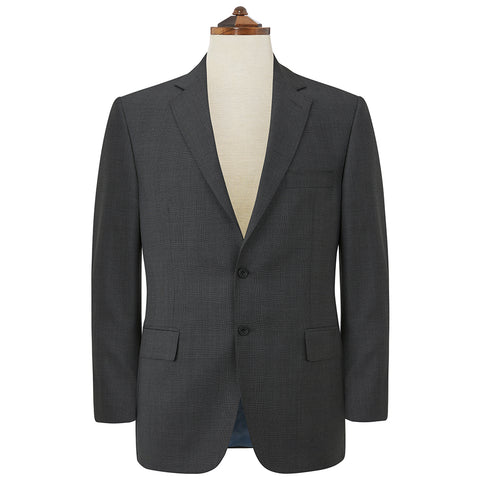 Cambridge Charcoal Tonal Check Suit