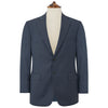 Cambridge Blue Fine Herringbone Suit