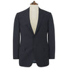 Cambridge Navy and White Chalk Stripe Suit