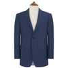 William Mid Blue Linen Jacket