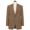 William Camel Wool Silk Jacket