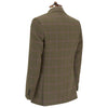 Warrick Green Tweed Check Wool Jacket