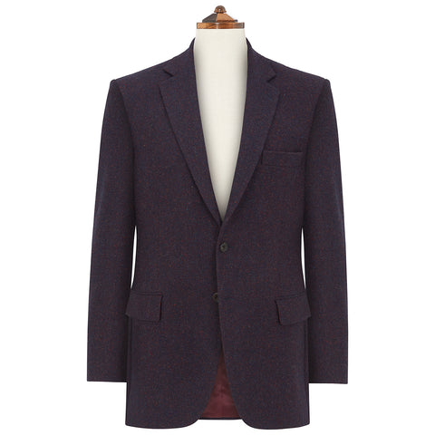 William Wine Donegal Twill Jacket