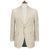William Ivory Basketweave Jacket