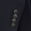 Balfour Navy Double Breasted Mohair  Jacket