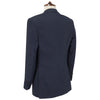 William Light Navy Linen Jacket