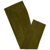 Tyler Bright Green Corduroy Trousers