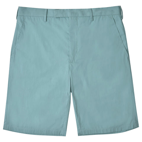 Taylor Mint Twill Chino Shorts