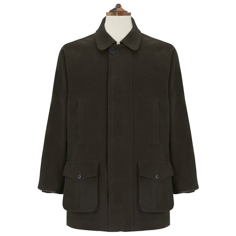 Farnworth Green Moleskin Jacket